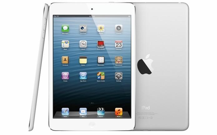 iPad mini tem hardware mais fraco e desempenho pode ser problema com o tempo (Foto: Divulgação/Apple)
