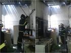 Fogo atinge casa e deixa homem ferido em Manaus
