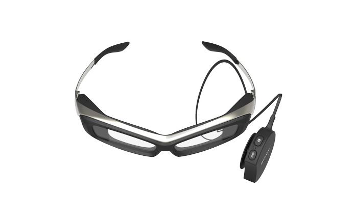 Óculos da Sony foi anunciado oficialmente (Foto: Divulgação/Sony)