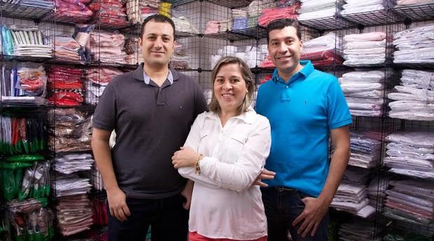 Os sócios fundadores investiram cerca de R$ 200 mil para abrir a empresa (Foto: Divulgação)