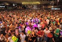 Público consumiu 590 mil litros de chope durante a 32ª Oktoberfest