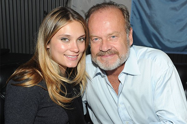 Spencer Grammer e Kelsey Grammer (Foto: Getty Images)