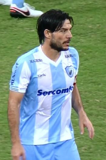 Germano Londrina  (Foto: Reprodução/Premiere)