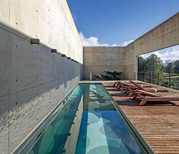 Uma Morada Vertical Em Curitiba Casa Vogue Casas