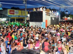 No Carnaval deste ano, aproximadamente 80 blocos de rua animaram os foliões pela cidade (Foto: Fernando Silva/Divulgação Maricá)