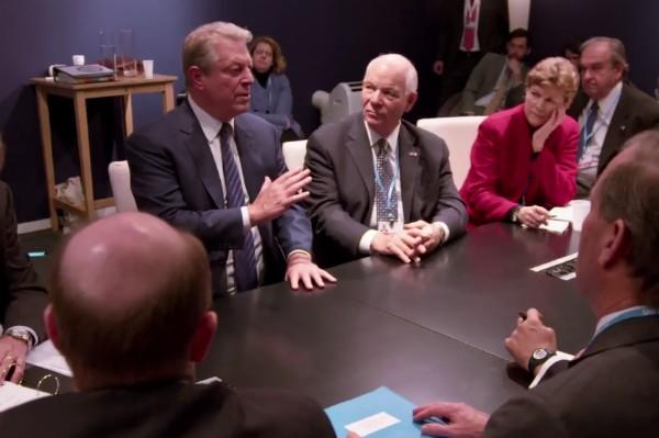 O ex-vice-presidente dos EUA, Al Gore (Foto: Reprodução)