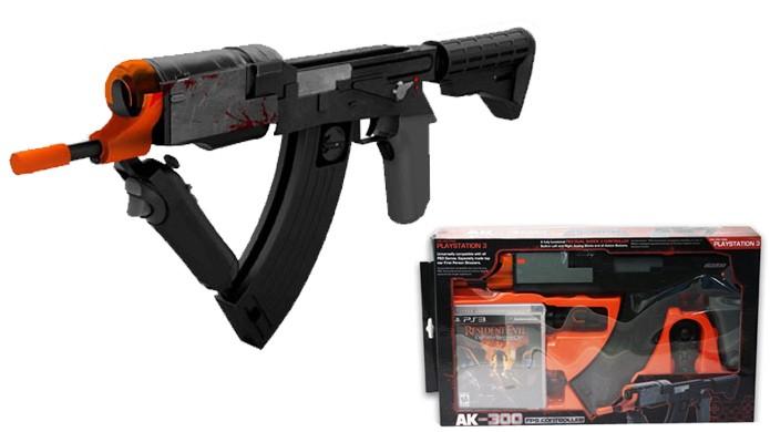 Rifle AK Striker simula um AK-47 da Segunda Guerra Mundial (Foto: Reprodução/Amazon)