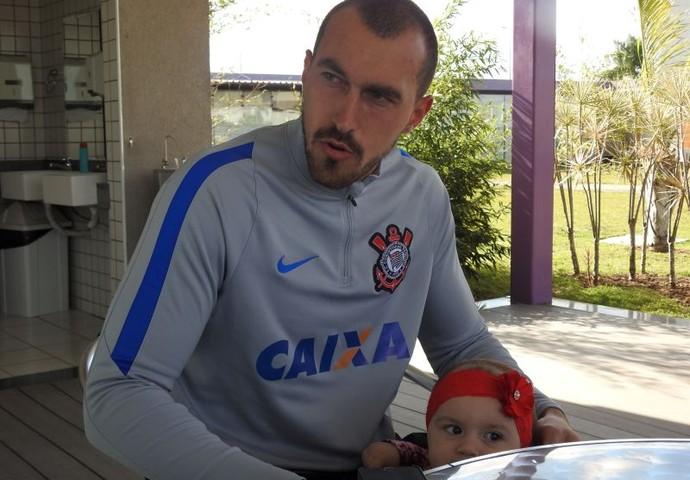 Especial Walter Corinthians (Foto: Diego Ribeiro)