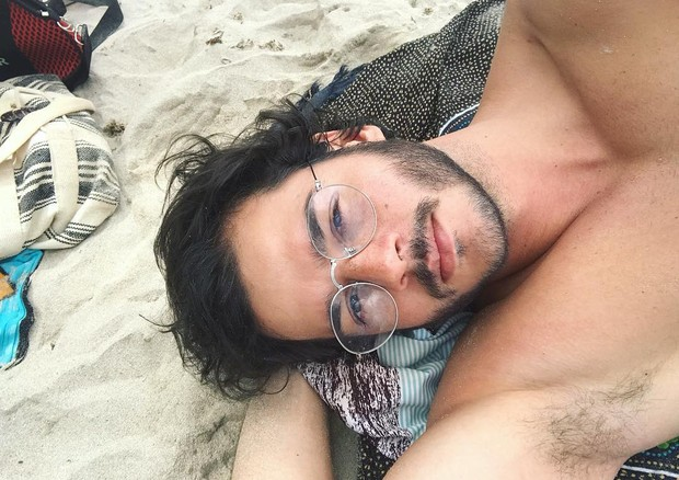 Túlio Gadêlha (Foto: Reprodução/Instagram: @tiacrey)