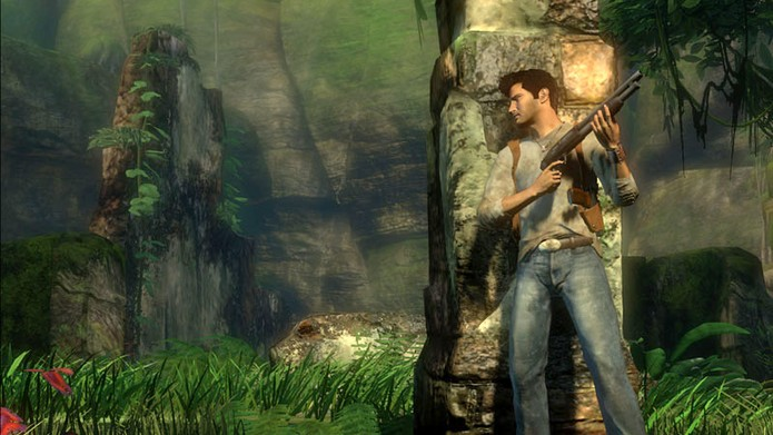 Uncharted, um dos melhores exclusivos do PS3 (Foto: Divulgação/Sony)