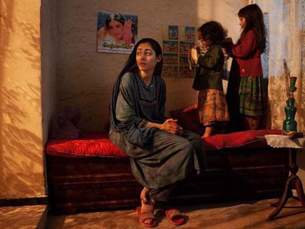 Cena do filme afegão Pedra da paciência (Foto: Divulgação)