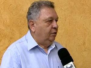 Tundisi afirma que trabalho das cooperativas será fortalecido (Foto: Reginaldo dos Santos / EPTV)