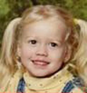 Sabrina Allen tinha 4 anos quando foi levada de Austin por sua mãe, em 2012 (Foto: Divulgação/ FBI)