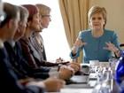 Escócia pede apoio parlamentar para manter laços com União Europeia