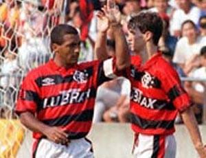 Romário e Sávio, Flamengo