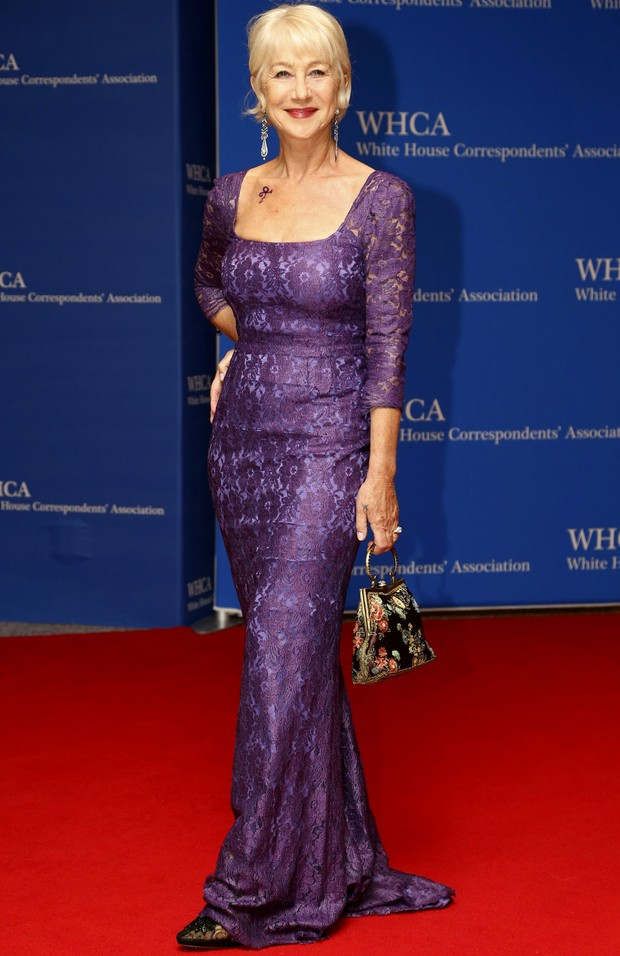 White House Correspondent's Dinner - Helen Mirren (Foto: Getty Images)