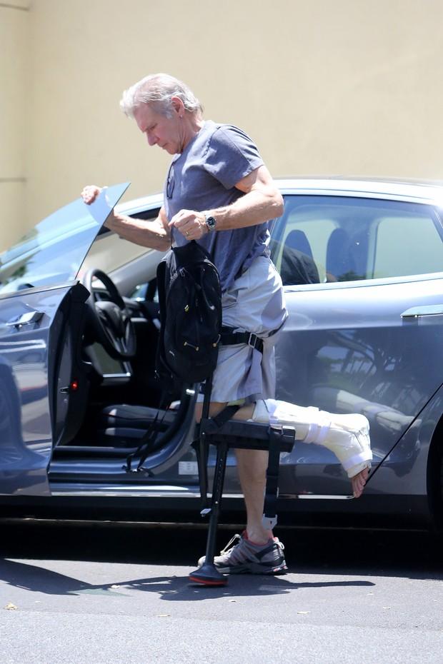Harrison Ford (Foto: AKM/GSI BRASIL)