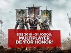 'For Honor': Modo multiplayer promete combates pensados e estratégicos