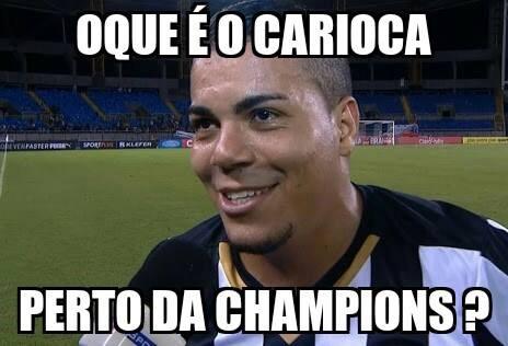 Zoações com o Botafogo