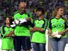 Goleiro Marcos se despede do futebol em festa cheia de craques