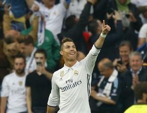 Cristiano Ronaldo Real Madrid x Atlético de Madrid