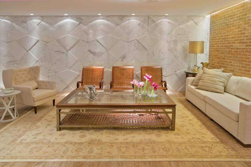 Paredes grandes suas maiores aliadas na decora o da casa for Aplicacion decorar casa