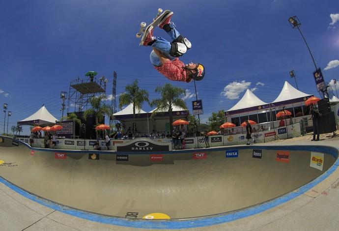 Pedro Barros vai competir mais uma vez no Rio Bowl Jam (Foto: Fernando Soutello-AGIF)