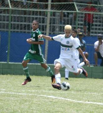 Palmeiras x Goiás, Copa Brasil Infantil, Sub-15, Votorantim (Foto: Divulgação / Secom Votorantim)