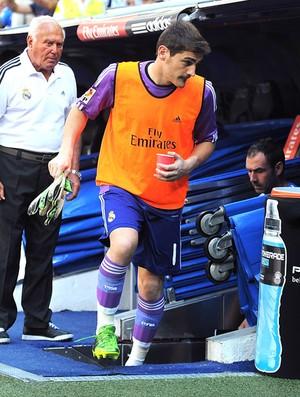 Casillas Realm Madrid e Atlético Bilbao (Foto: Getty Images)