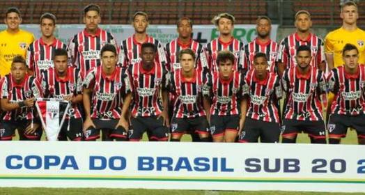 bicampeão! (Divulgação/São Paulo FC)