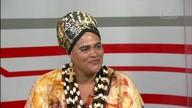 G1 Cultural entrevista Vera Verônika, primeira rapper do DF