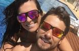 Eliéser e Kamilla do BBB13 planejam ter o primeiro filho