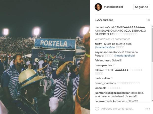 Maria Rita (Foto: Reprodução / Instagram)