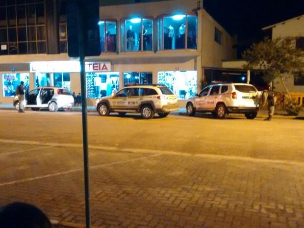 Taxista morto em Cerro Grande do Sul (Foto: Lagoa TV/Divulgação)
