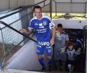 Alex Afonso, atacante do Rio Claro (Foto: Altieris Jr. / Rio Claro FC)