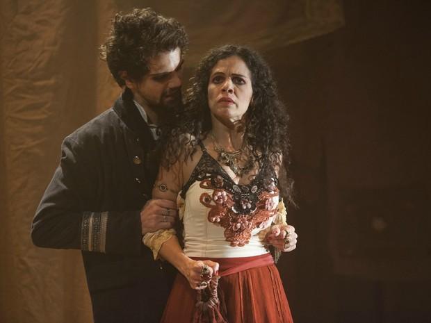 'Carmen, de Cervantes' faz curta temporada em Natal (Foto: Divulgação)