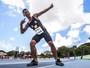 """""""Boltinho"""" do Mato Grosso estabelece novo recorde nos 100m com barreiras"""