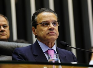 Henrique Eduardo Alves (Foto: Gustavo Lima/Câmara dos Deputados)