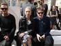 David Beckham e Kate Moss vão ao desfile da Luis Vuitton, em Paris