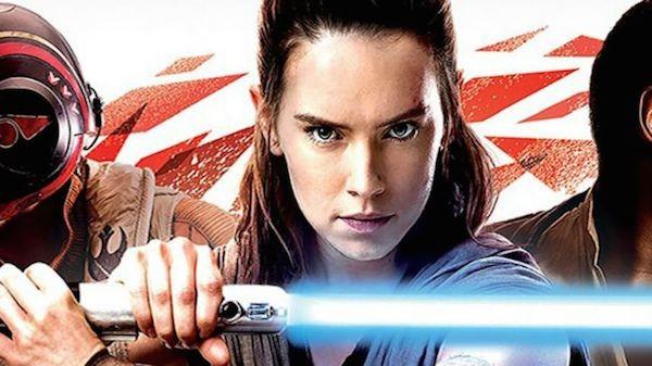 A personagem Rey em imagem de 'Star Wars: Episódio VIII' (Foto: Reprodução)
