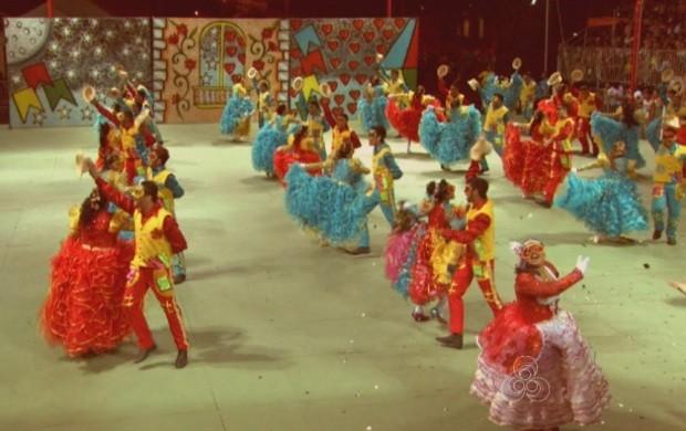Eles vão se apresentar no Boa Vista Junina de 2015 (Foto: Bom Dia Amazônia)