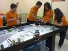 Alunos de Itapetininga participam da etapa nacional do Torneio de Robótica