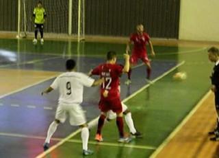 Grêmio Mogiano X Racing Futsal Liga Sudeste (Foto: Divulgação/Grêmio Mogiano)