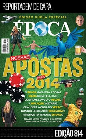 Capa - Edição 814 (home) (Foto: ÉPOCA)