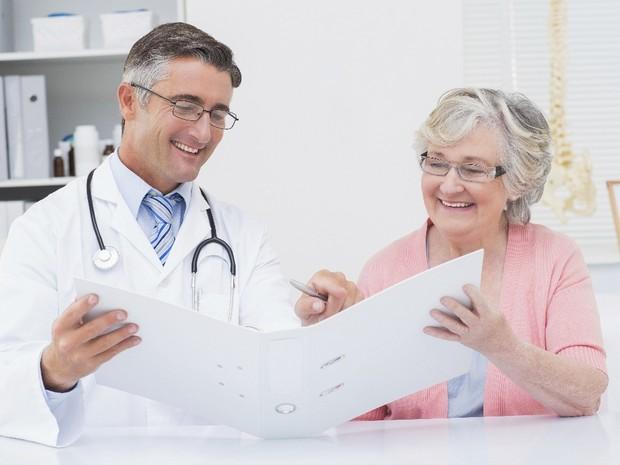 Especialistas orientam pacientes a terem vida mais saudável em todos os aspectos (Foto: Divulgação)