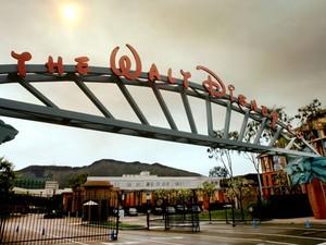 Sede da Walt Disney em Burbank, Califórnia (Foto: AP)