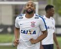 Fellipe Bastos está fora da estreia do Corinthians no Campeonato Paulista
