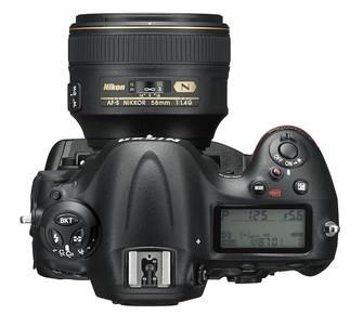 Nova D4S traz ainda mais velocidade (Foto: Divulgação/Nikon)