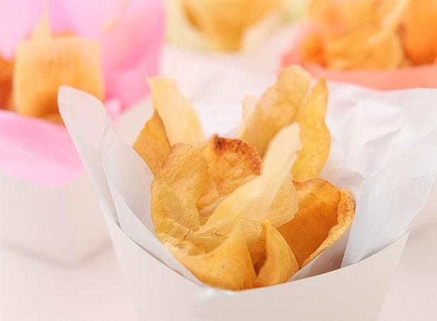 Como fazer chips de raízes  (Foto: Divulgação)