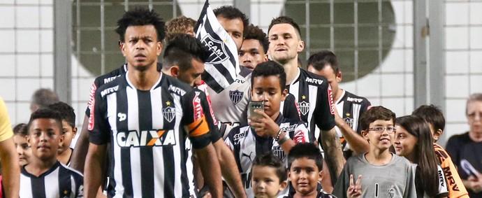 Atlético-MG; Edcarlos (Foto: Bruno Cantini/ Flickr Atlético-MG)